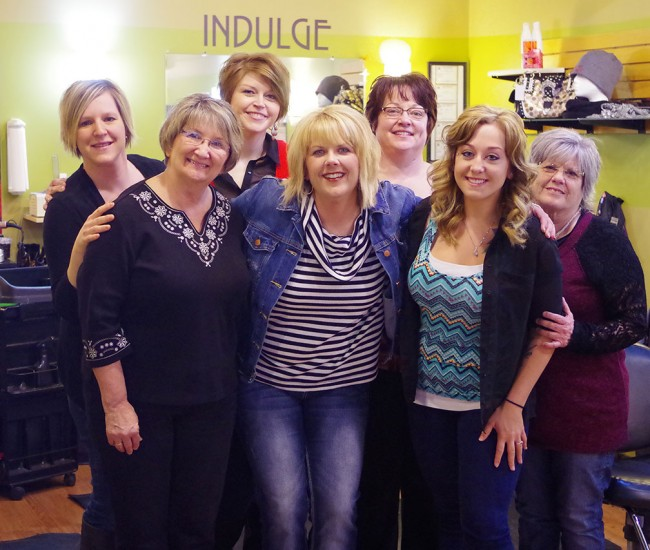 friendly staff at Mane Street Salon, Spa and Tanning - Colfax, Wisconsin