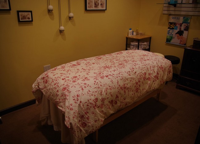 massage services at Mane Street Salon, Spa and Tanning - Colfax, Wisconsin